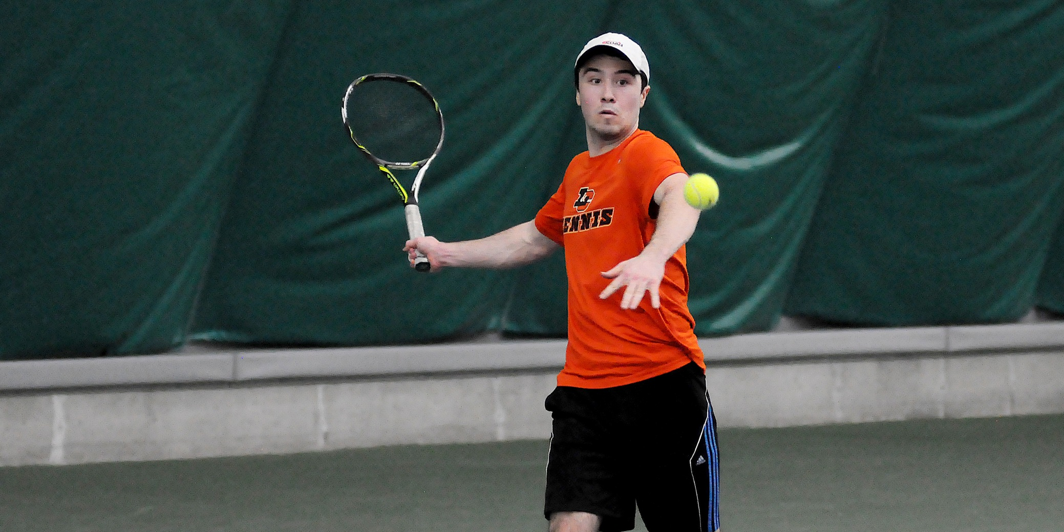 Powell, G. Barrows win top singles as Pios take seventh in last eight