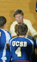 2008 Men's Volleyball Schedule Set