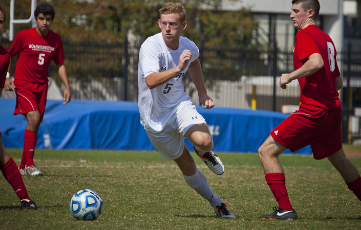Emory Men's Soccer Draws with Centre in Season Opener
