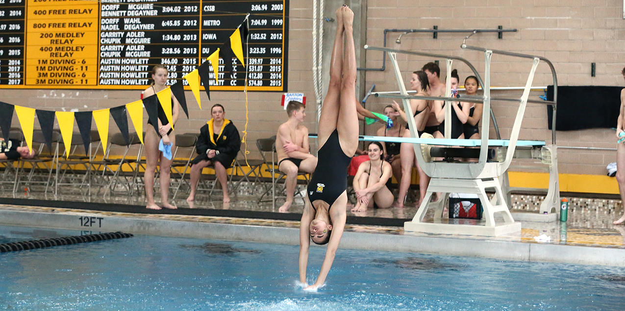 SCAC Women's Swimming and Diving Recap - Week Seven