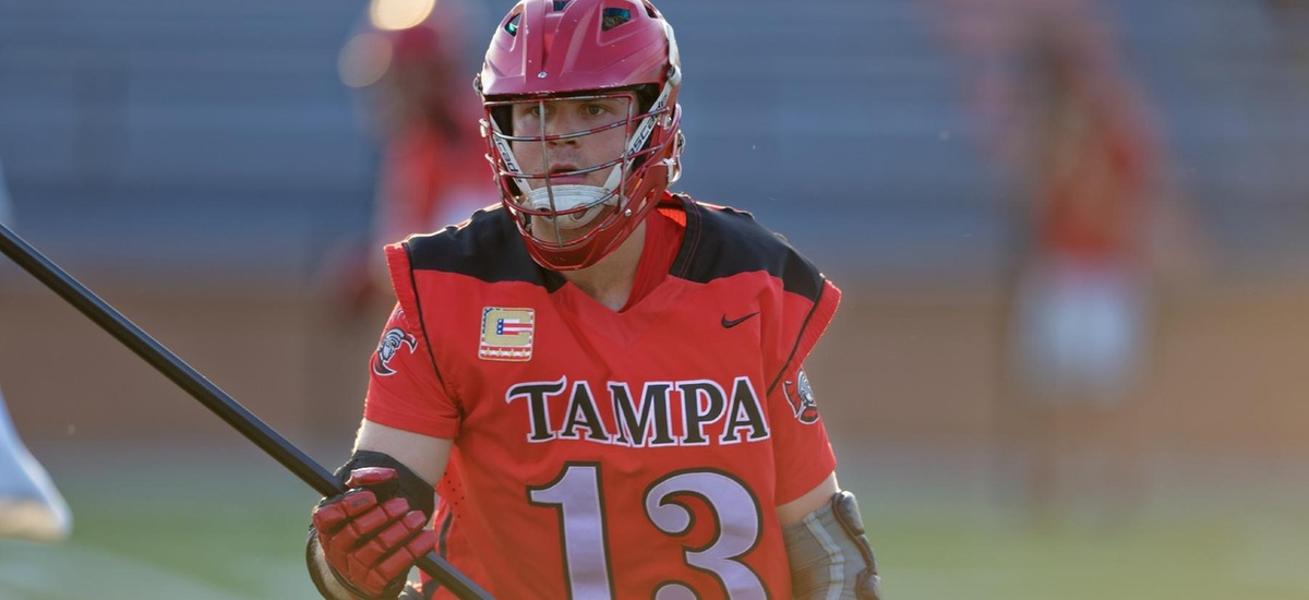 Tampa Men's Lacrosse is Set to Host the Florida Tech Panthers on Senior Night