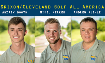 Three Lions honored as Division III Srixon/Cleveland Golf All-America Scholars