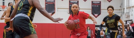 Union Women's Basketball Onto NJCAA District Championship Game