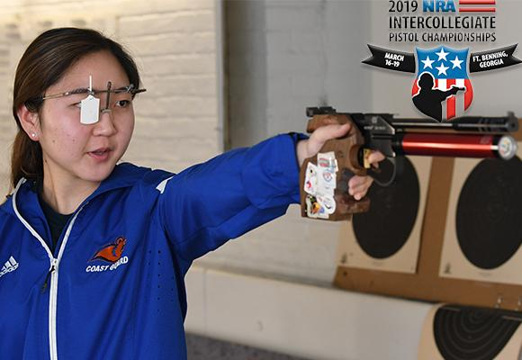 Pistol Set to Defend National Championships
