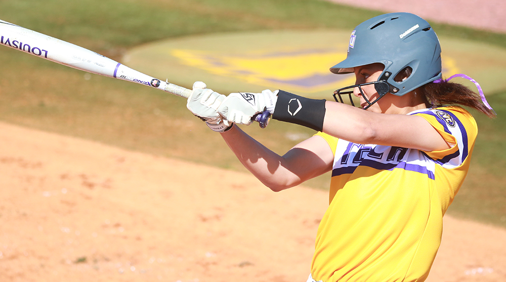 Golden Eagles split double-dip at TSU with six-run eighth inning in game two