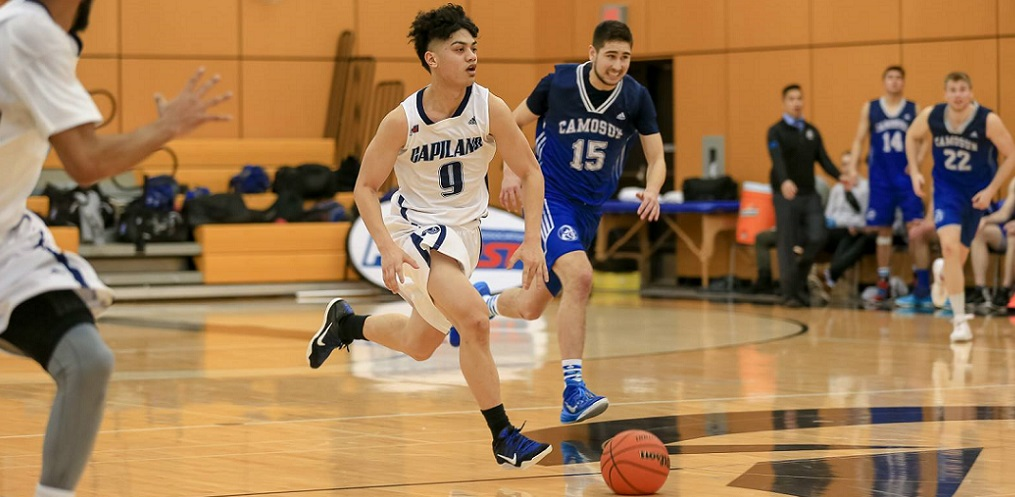 Cap downs Camosun to advance to semis