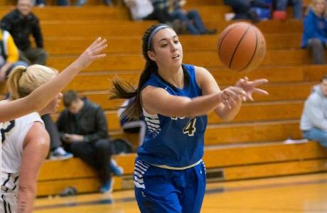 Eleven Wildcats Score in Women's Basketball Rout of Wilson, 79-36