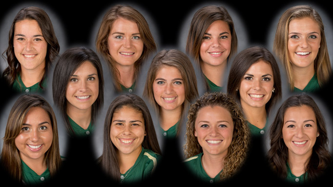 A SCHOOL-RECORD 11 SOFTBALL PLAYERS RECEIVE ALL-BIG SKY RECOGNITION