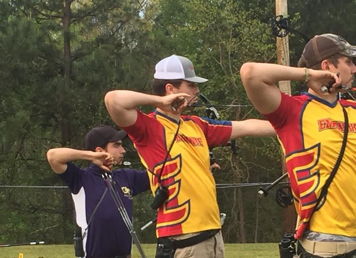 Archery Claims 7th Consecutive Regional Championship