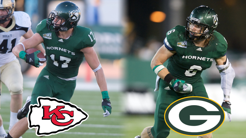KNOWLES, McMAHON TO GET NFL OPPORTUNITIES