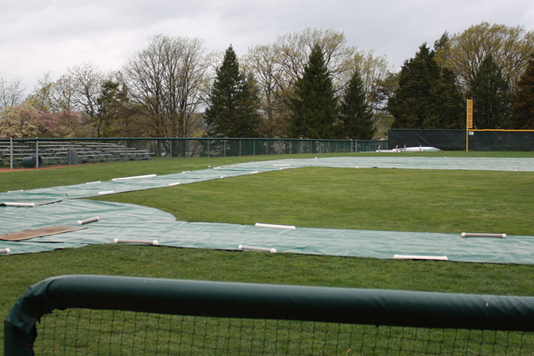 Baseball at Dickinson postponed