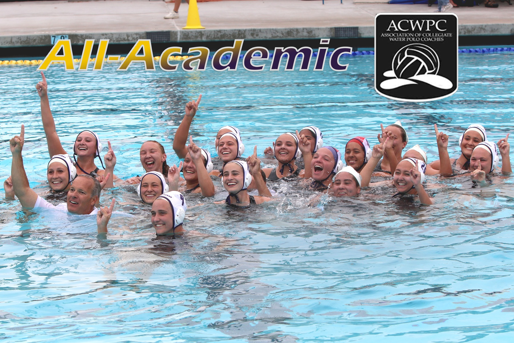 Women's Water Polo, 14 Regals Earn All-Academic