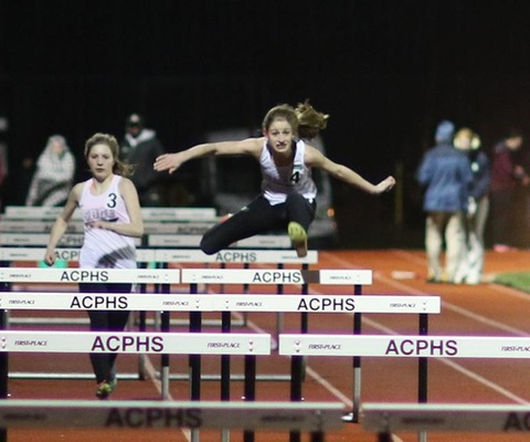 Gators take second at ACP Meet to Open New Season