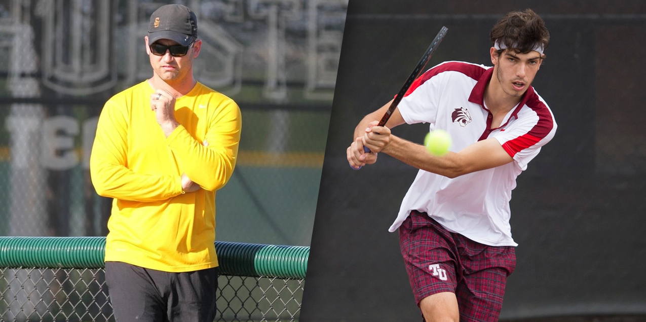 Southwestern's Porter, Trinity's Lambeth Earn ITA West Region Awards