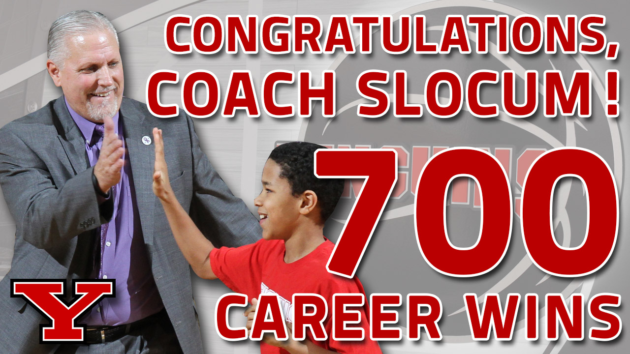Jerry Slocum Wins 700th Career Game With 79-69 Win Over North Dakota