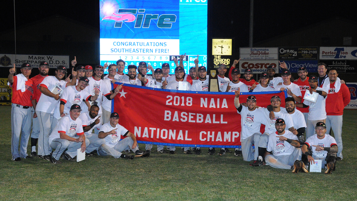 2019 NAIA Baseball Coaches' Top 25 Poll ? Preseason (Nov. 6)