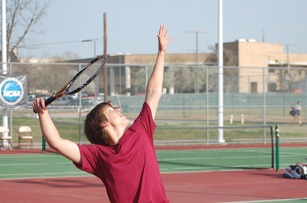 'Roo Men's Tennis Goes 1-2 at SCAC Championship