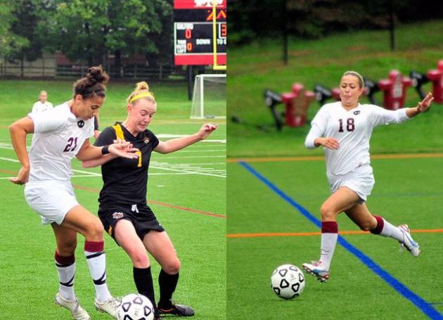 Guilford Lands Two on All-ODAC Women's Soccer Team