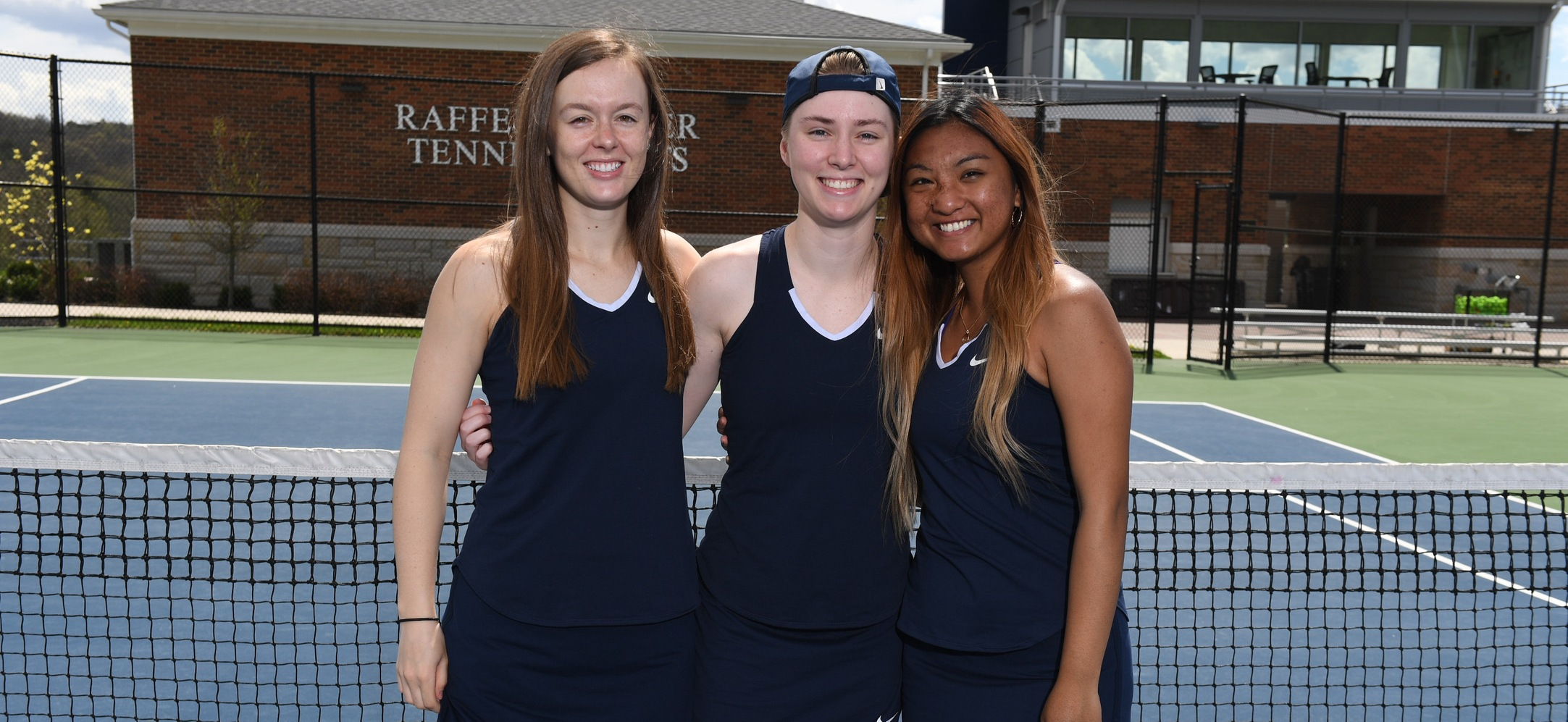 Women's Tennis Drops Match vs. Goucher on Senior Day