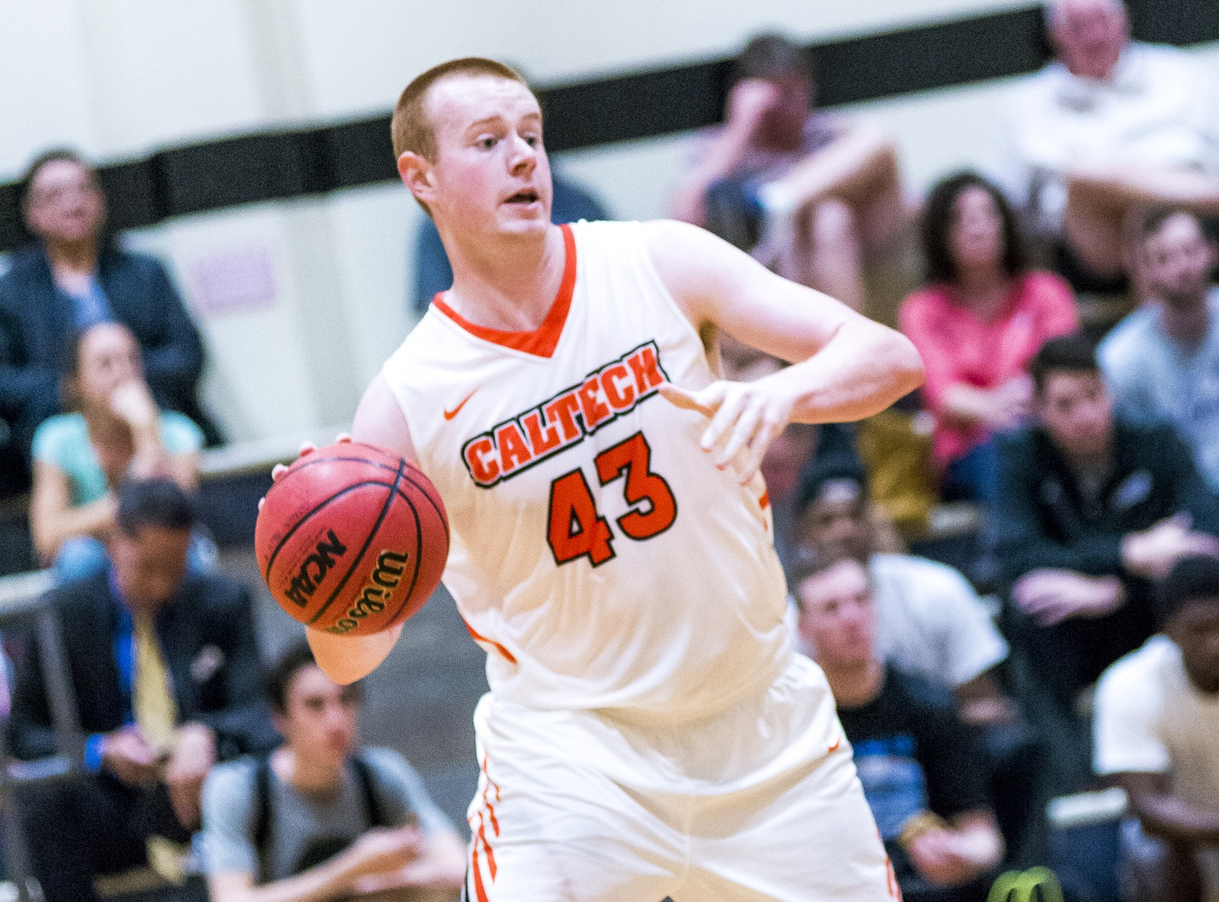 Men's Basketball Beats UC Santa Cruz