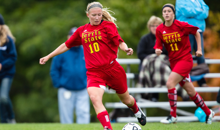 Bulldog Women's Soccer Ties League Newcomer Walsh In 2OT