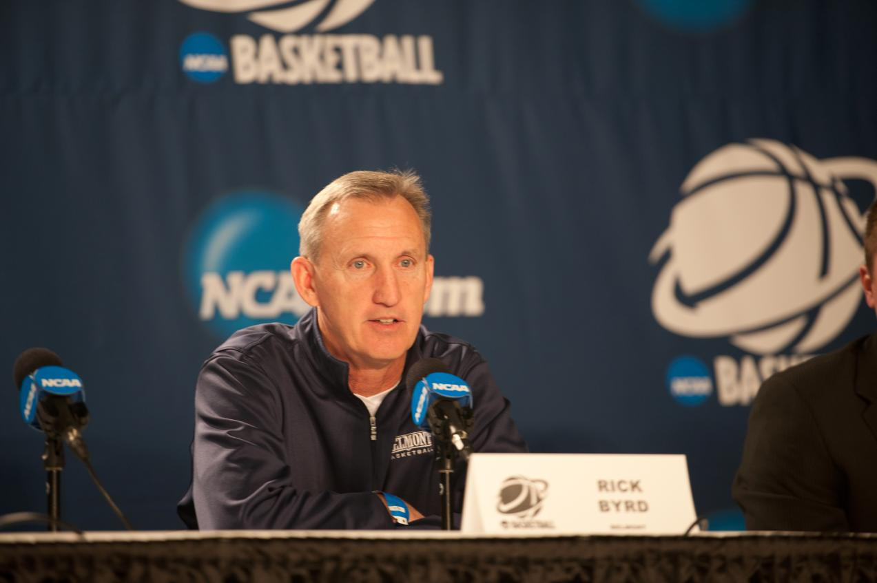 Rick Byrd to Guest on Nationally-Televised Basketball Show
