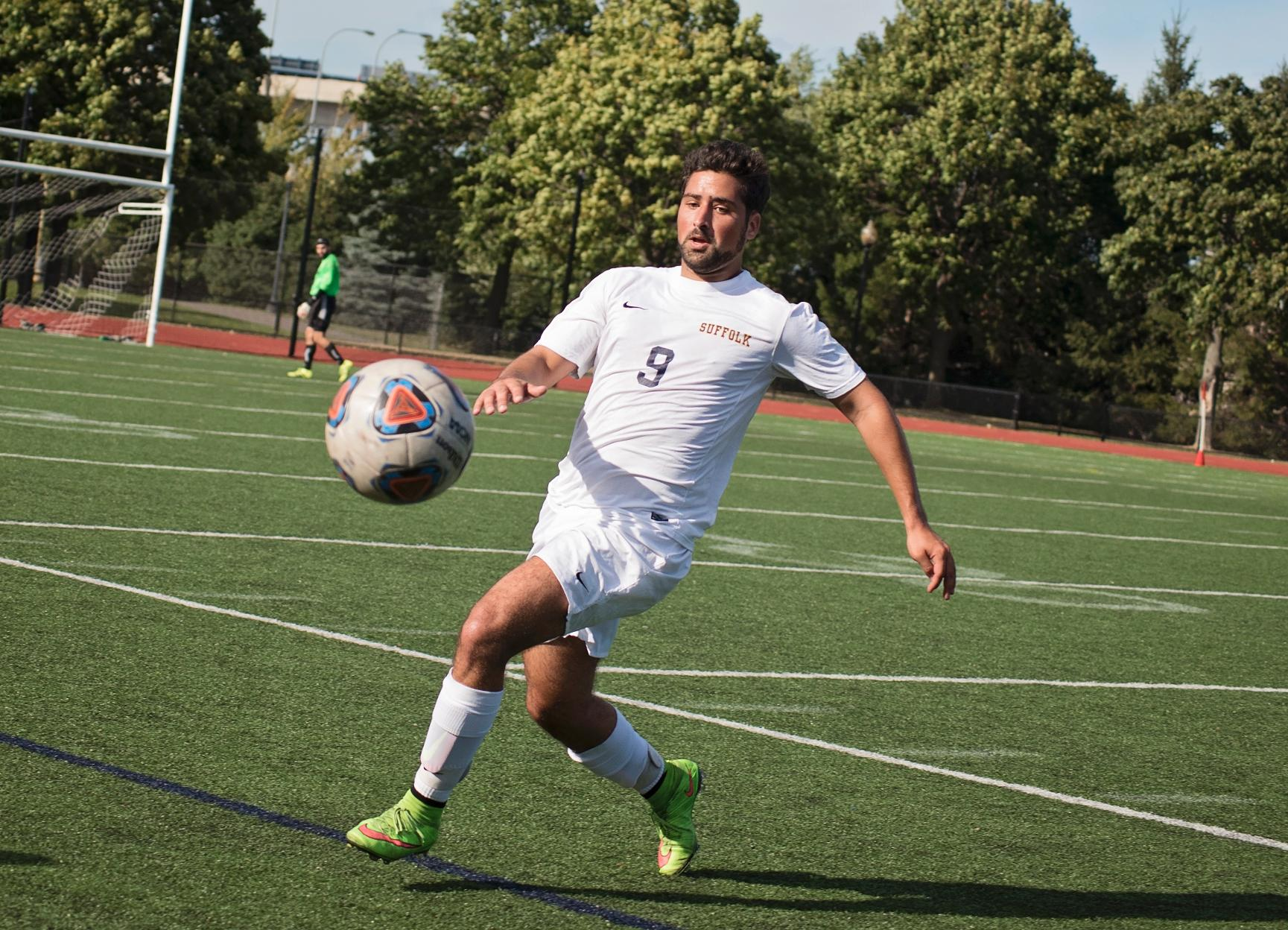 Bittan Lifts Men's Soccer to Overtime Thrilling Win Over Emmanuel