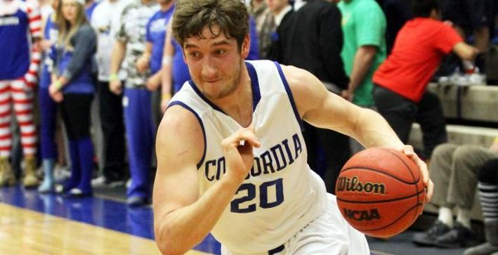 Men's Basketball drops road contest at Aurora
