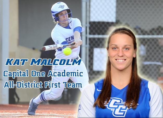 Malcolm Capital One Academic All-District