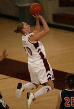 Women's Basketball Falls to Texas A&M