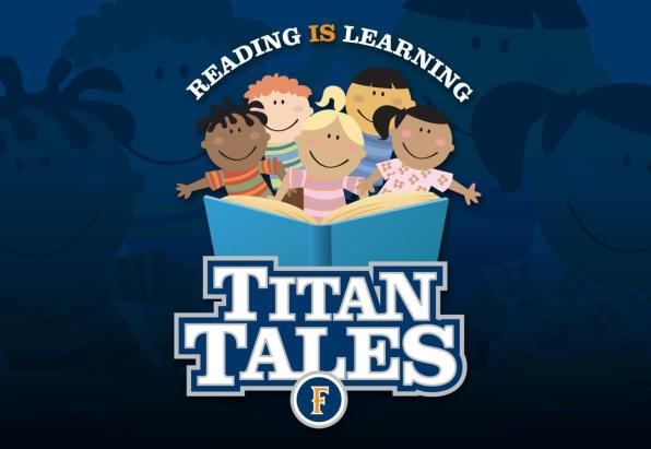 Titan Tales All Booked Up