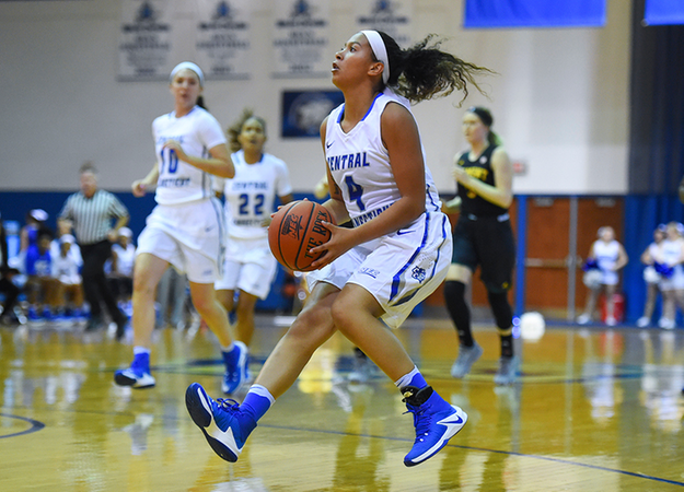 Women's Basketball Comes Up Short At Fairleigh Dickinson, 77-64, Monday Night