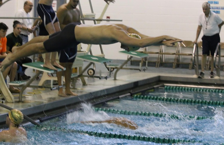 Swimming and Diving Tally Four Wins at Cobleskill