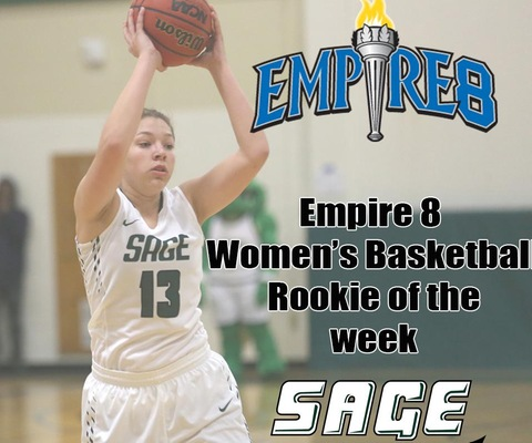 Bush earns second E8 Rookie of the Week Citation