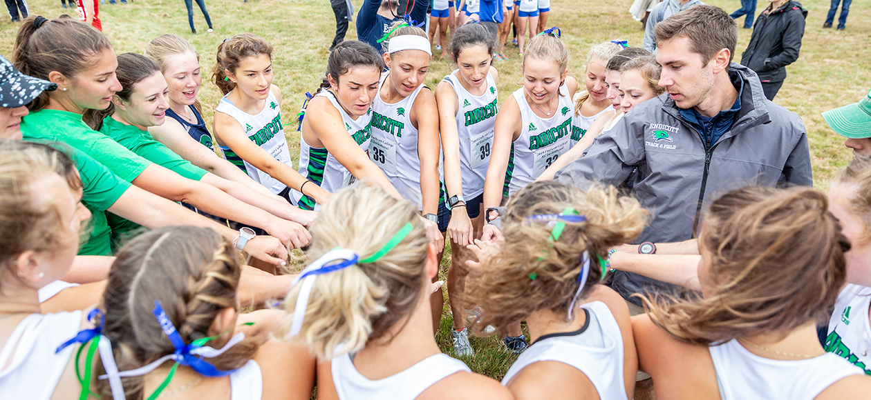 Women's Cross Country Finishes Second In Strong Showing At Endicott Invitational