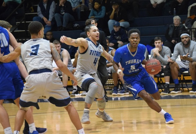 Saints Win 11th Straight Game With 76-60 Win Over Westminster