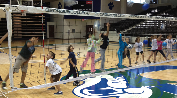 Junior Bobcat Volleyball Clinics Return this Month