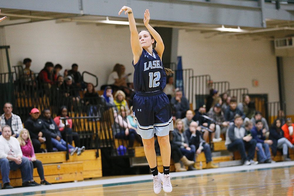 WBB: Lasell falls to Simmons in GNAC opener