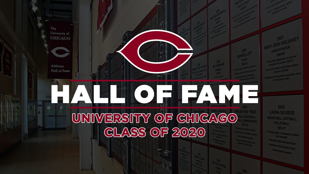 2020 Athletics Hall of Fame Induction Ceremony