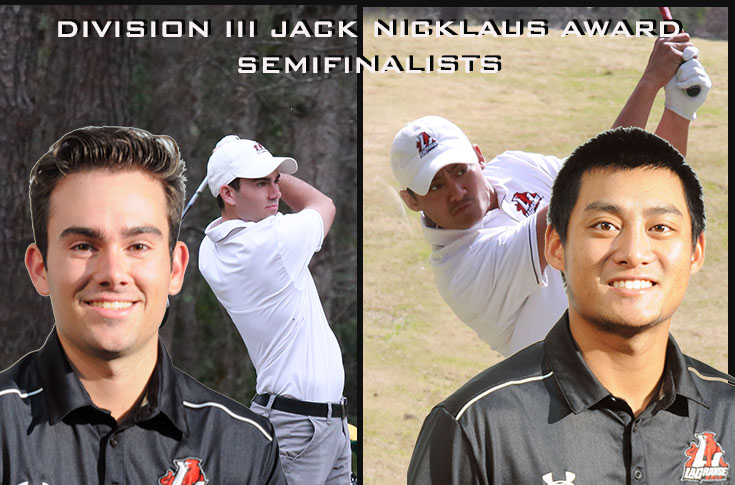 Golf: Logan Lanier, Osborn Theam semifinalists for Division III Jack Nicklaus Award