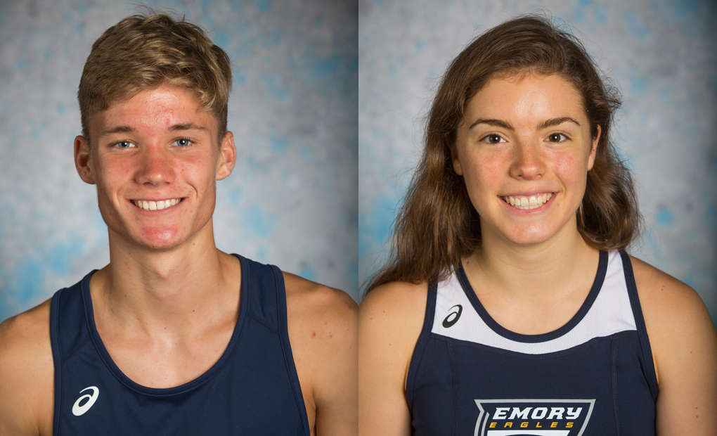 Emory Men's And Women's Cross Country Teams To Compete At JSU Foothills Invitational