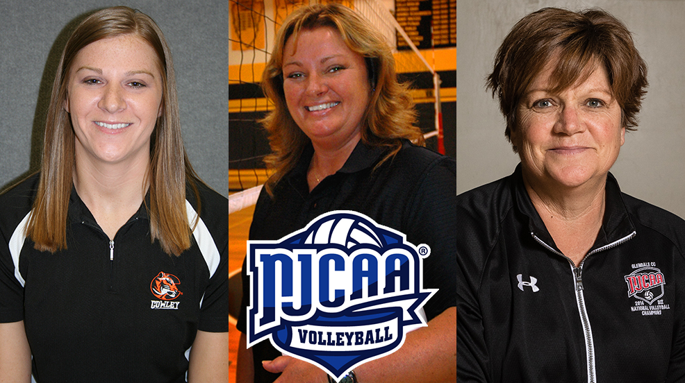 Three coaches inducted into volleyball Hall of Fame