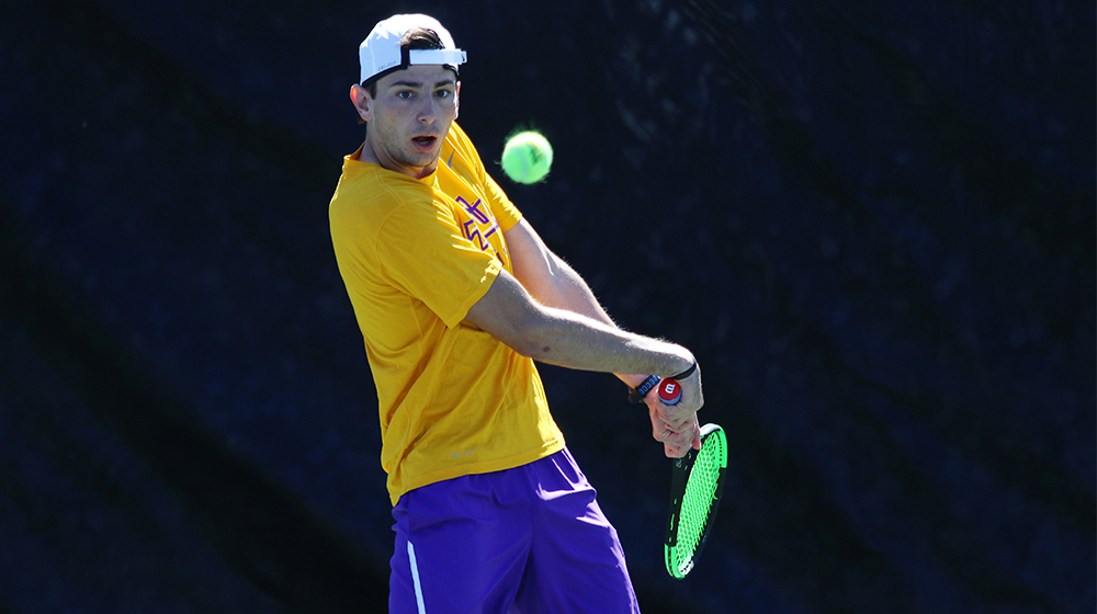 Mena's win in the top spot not enough in Tech's 4-2 loss at Louisiana