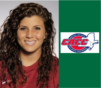 Couzo Selected As September's CACC Student-Athlete Of The Month