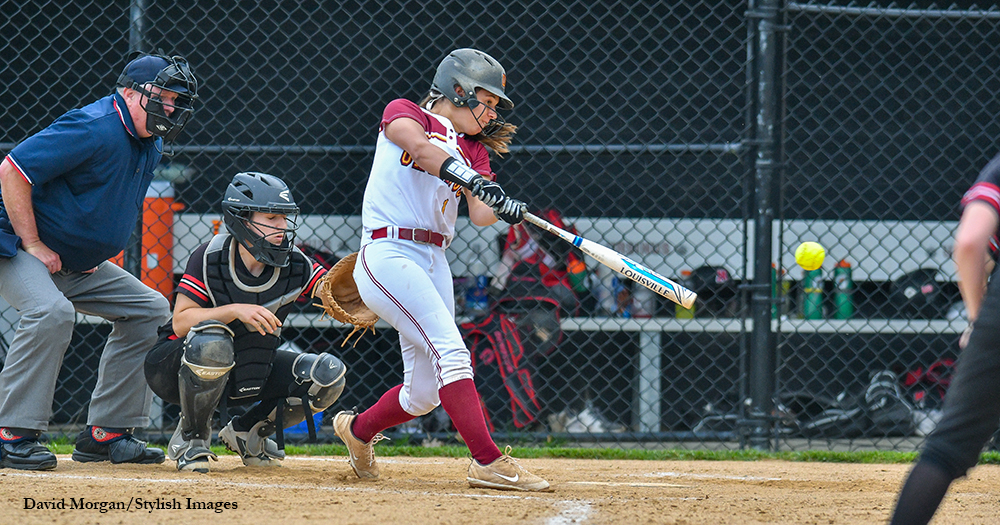 Softball Secures Key Split With Haverford