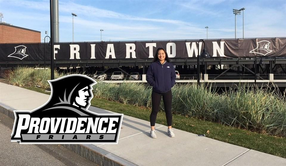 Softball's Baccay to Sign with Providence