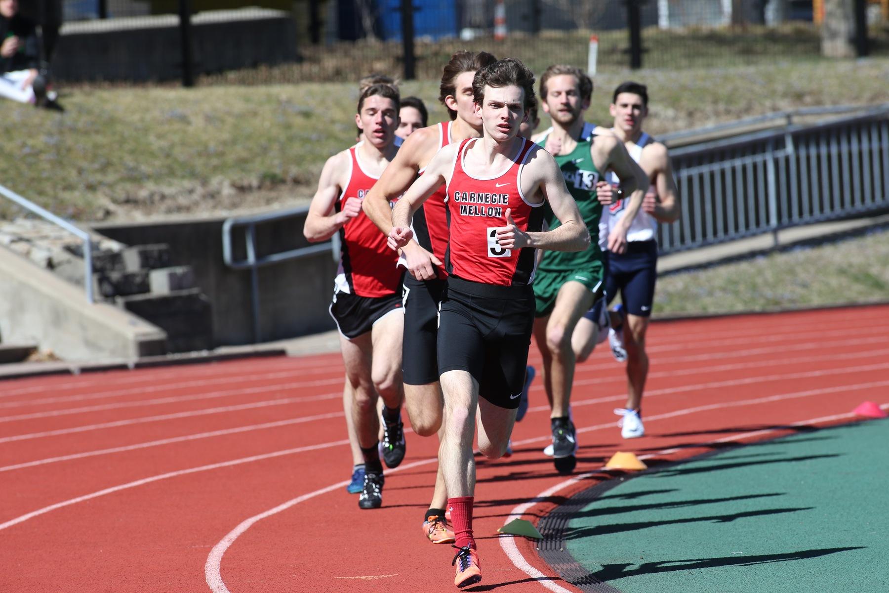 Sports Photography At Cmu: Carnegie Mellon Invitational