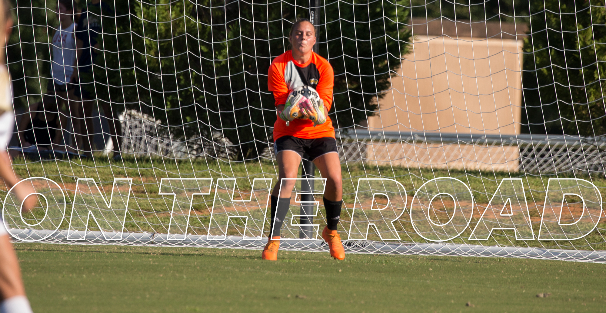 On the Road: Women's Soccer Travels to Young Harris, Ga.