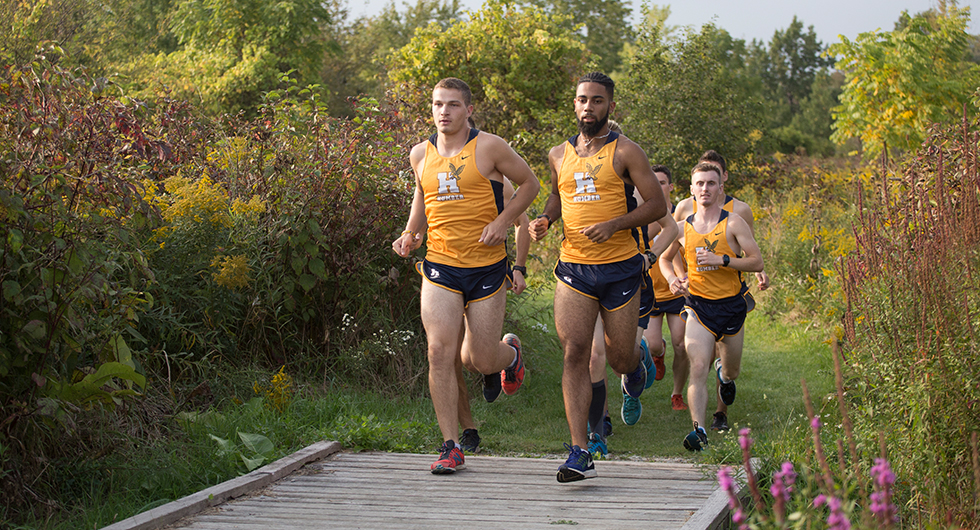 CROSS COUNTRY SET FOR FINAL TUNEUP BEFORE PROVINCIALS