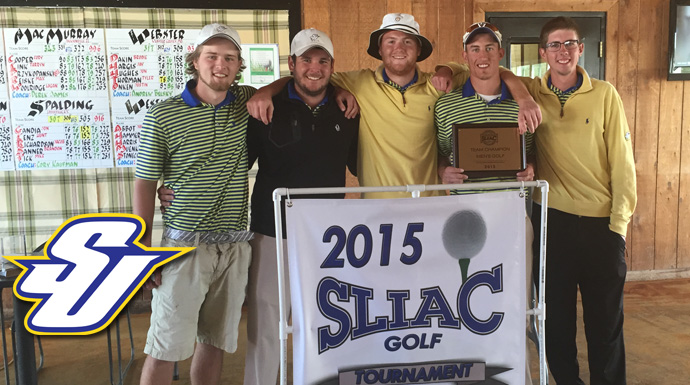 Spalding Dominant In SLIAC Tournament Victory